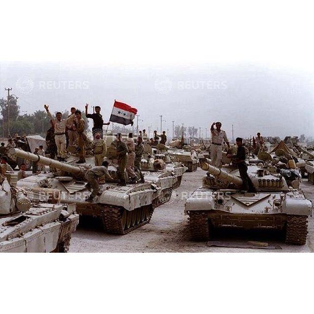 """عمليات آب المتوكل على الله """" هجوم القوات العراقيه على مدينة اربيل عام 1996 ChdU6bVWwAA4YlJ"""