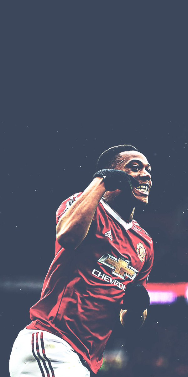 Mufc Scoop On Twitter Iphone Wallpaper Anthony Martial