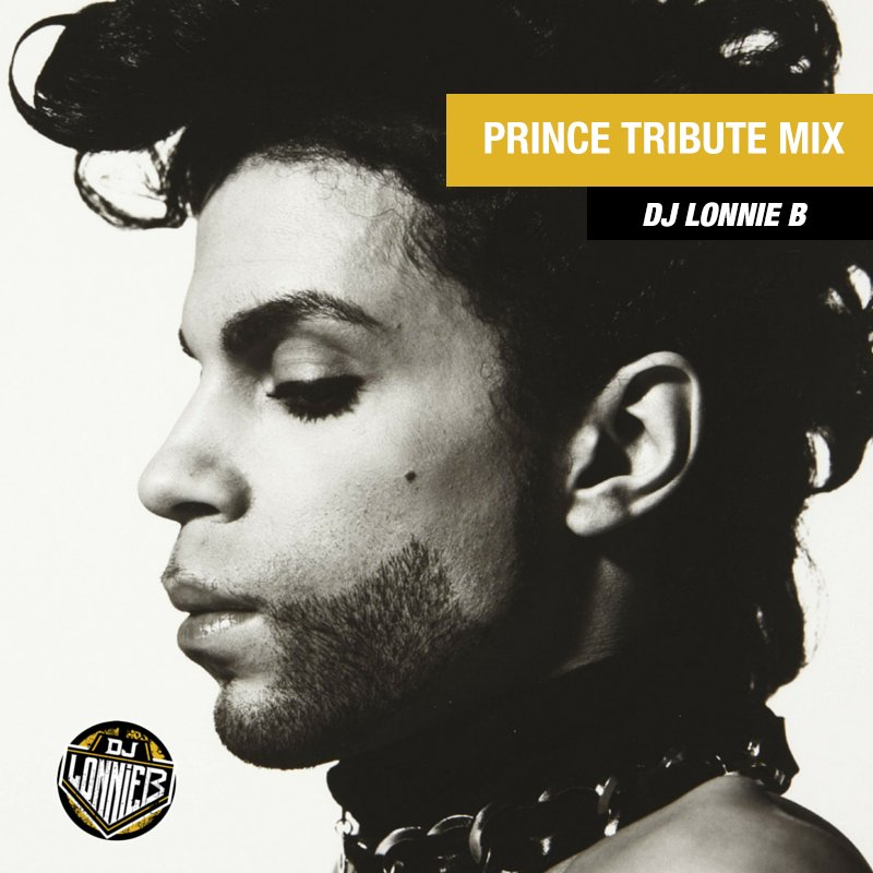 Be sure to listen and share the DJ Lonnie B Prince Tribute Mix.  https://t.co/NrulnA0u8C https://t.co/BDpLhpGq8K