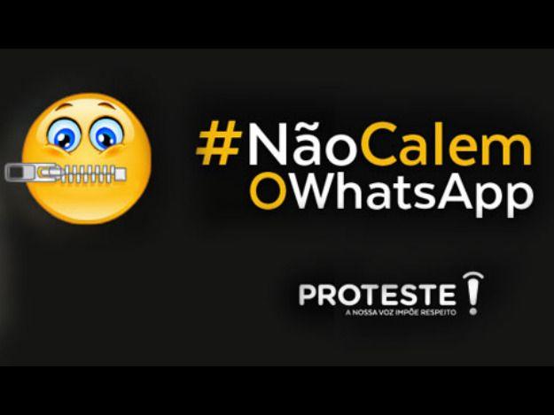 Proteste diz que bloqueio do WhatsApp no Brasil é ilegal  https://t.co/J6MjrFtxSS