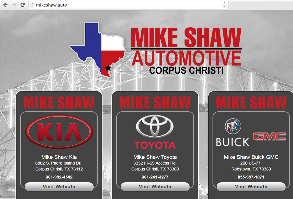 Mike Shaw Buick Gmc >> Cars On Twitter Mike Shaw Automotive And Dealeron Just