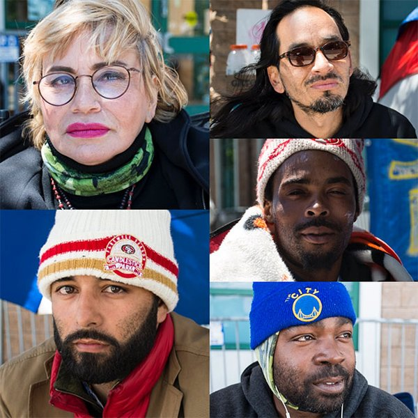 RT @ShaunKing: Meet the #Frisco5.   Twelve long days into a hunger strike for justice in San Francisco.   https://t.co/y3PFrFKqe8 https://t…