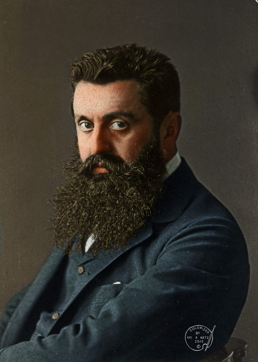 essays on theodor herzl A novel and provocative explanation of theodor herzl's founding of zionism as a way of resolving his personal crisis over his jewish identity author bio jacques kornberg teaches history at the university of toronto.