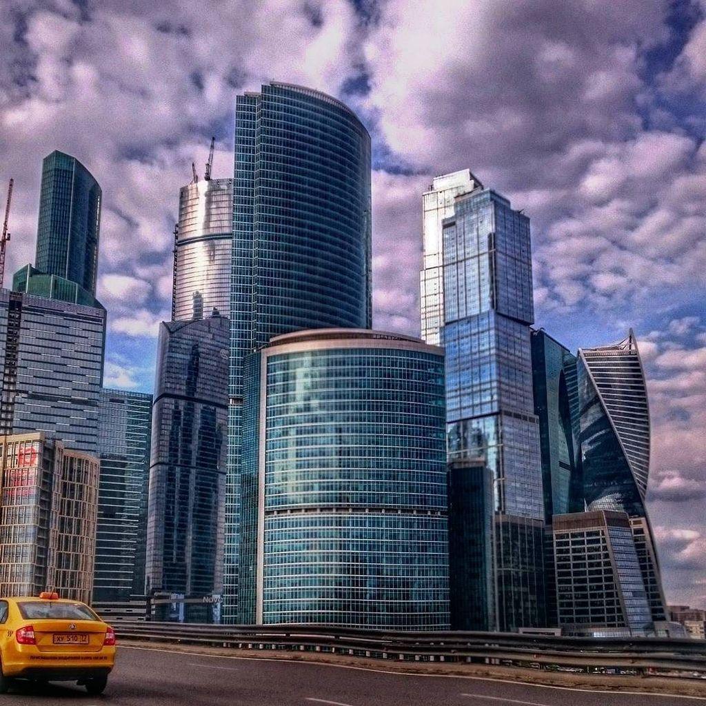Высотки красивые фото в москве