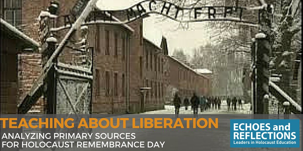 5 minutes until #sschat! We're moderating in advance of Holocaust Remembrance Day. https://t.co/1kQi10ugS5