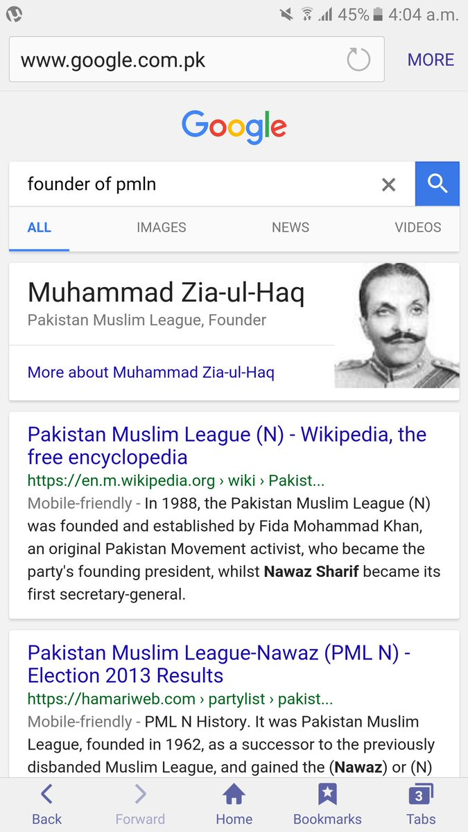 Reality of PmlN Truth remains truth even google says all  #ApnaLeaderKhan #PTI  #KaptaanChangedPakistan https://t.co/0HMGoIHsLQ