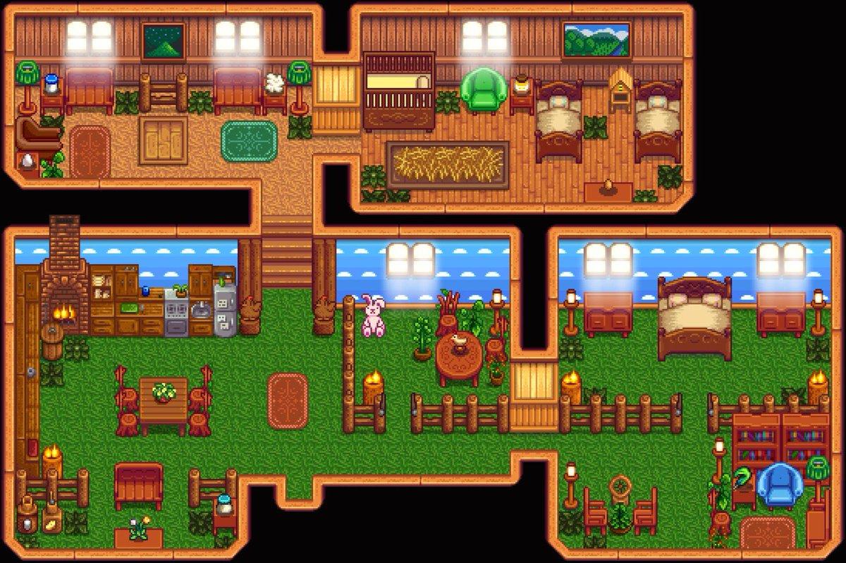 House Upgrade Stardew 2