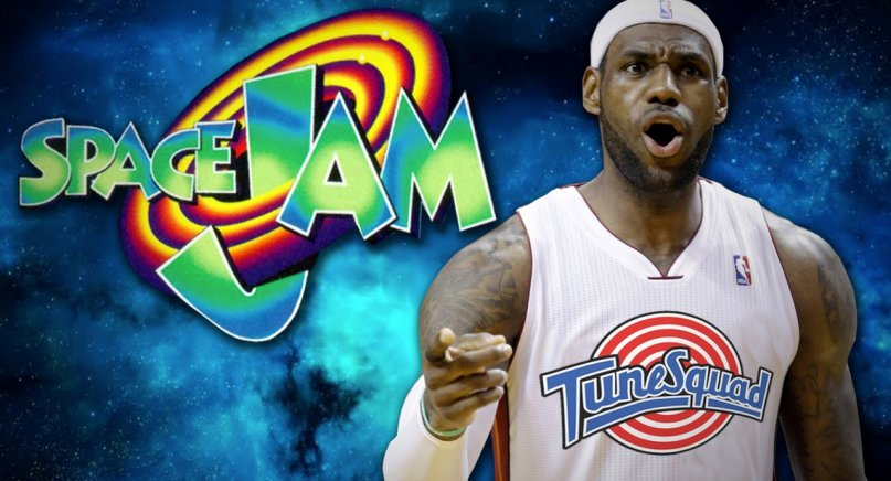 #SpaceJam2 Is Actually Happening, And Will Star @LeBronJames https://t.co/ACzAm4t1Ip https://t.co/goC0kZBAcJ
