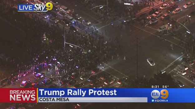 Fernando Alarcon charged with inciting riot at Trump Rally