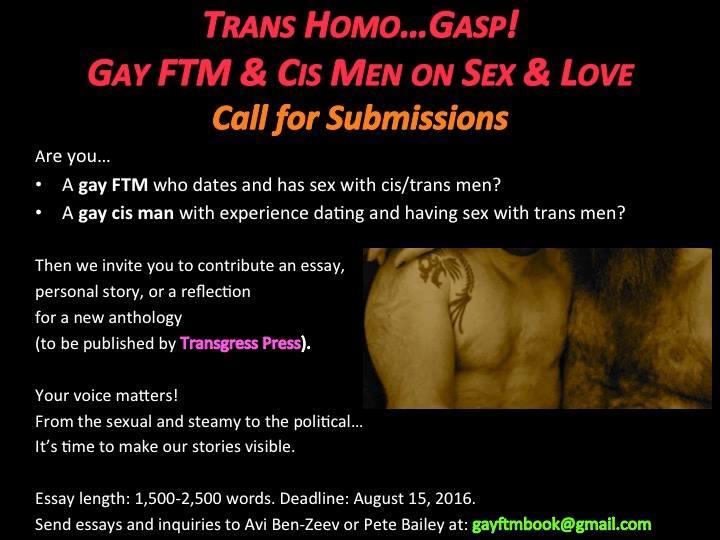 Homo transmen dating