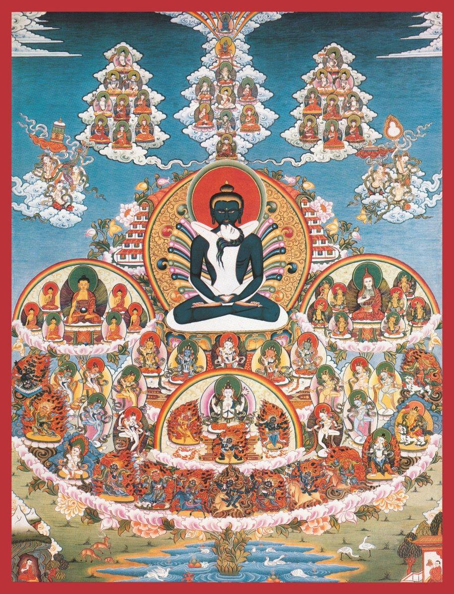 "KunzangPalyulCholing on Twitter: ""The #Palyul Refuge Tree #Nyingma ..."