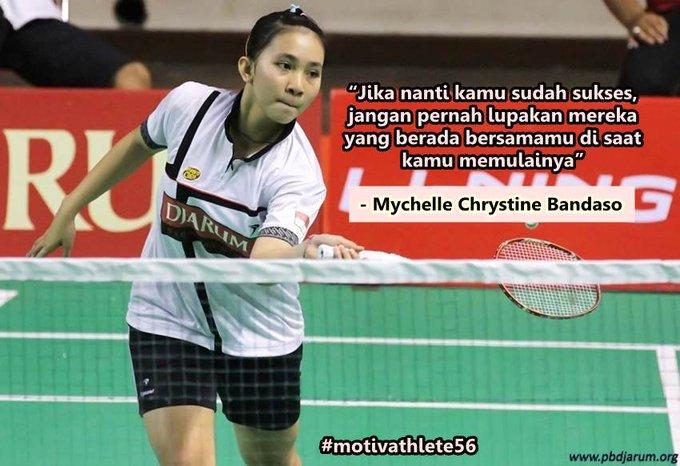 20 Inspirasi Kata Kata Motivasi Atlet Badminton Lucy Feng