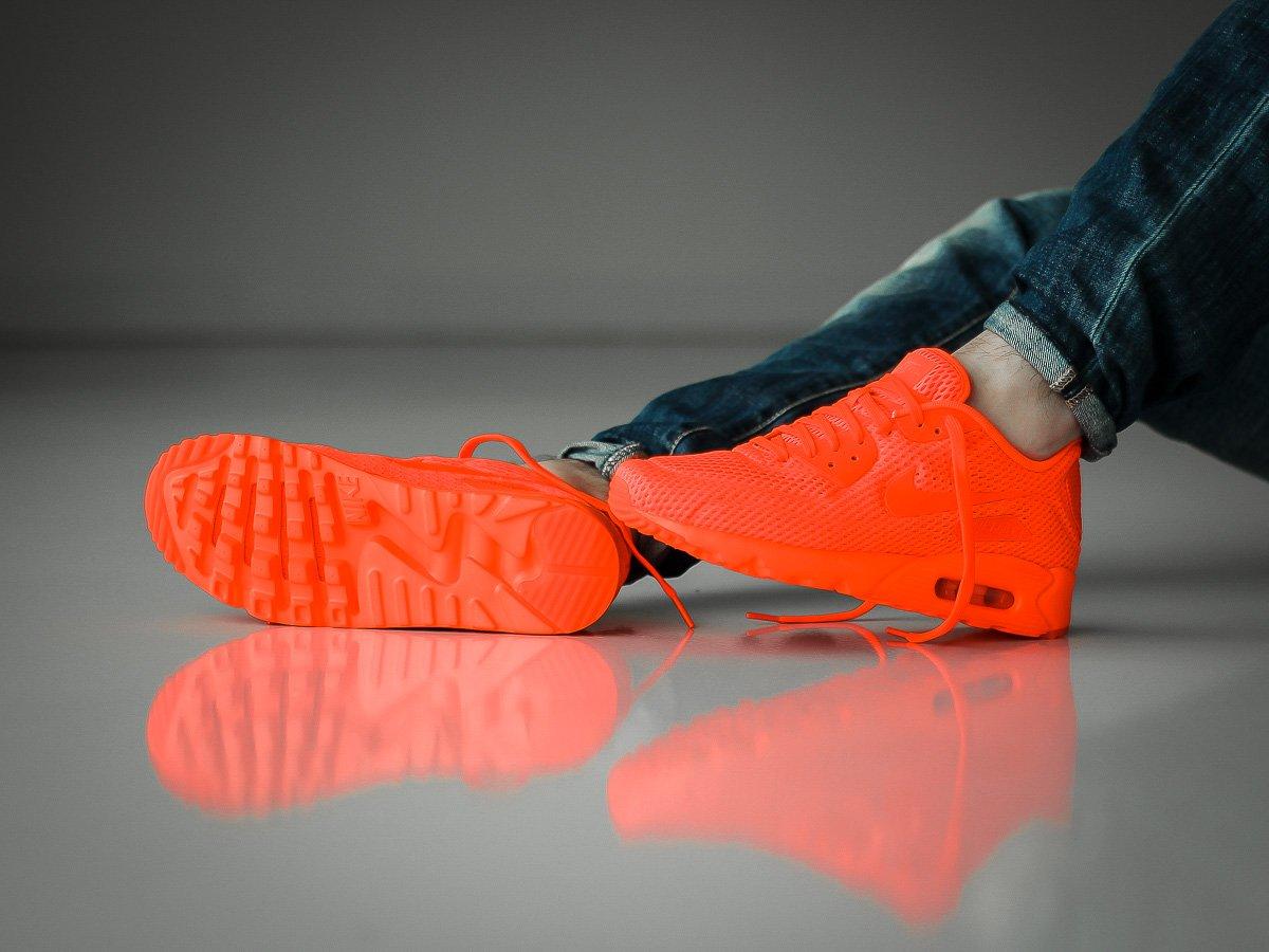 nike air max 90 ultra br orange