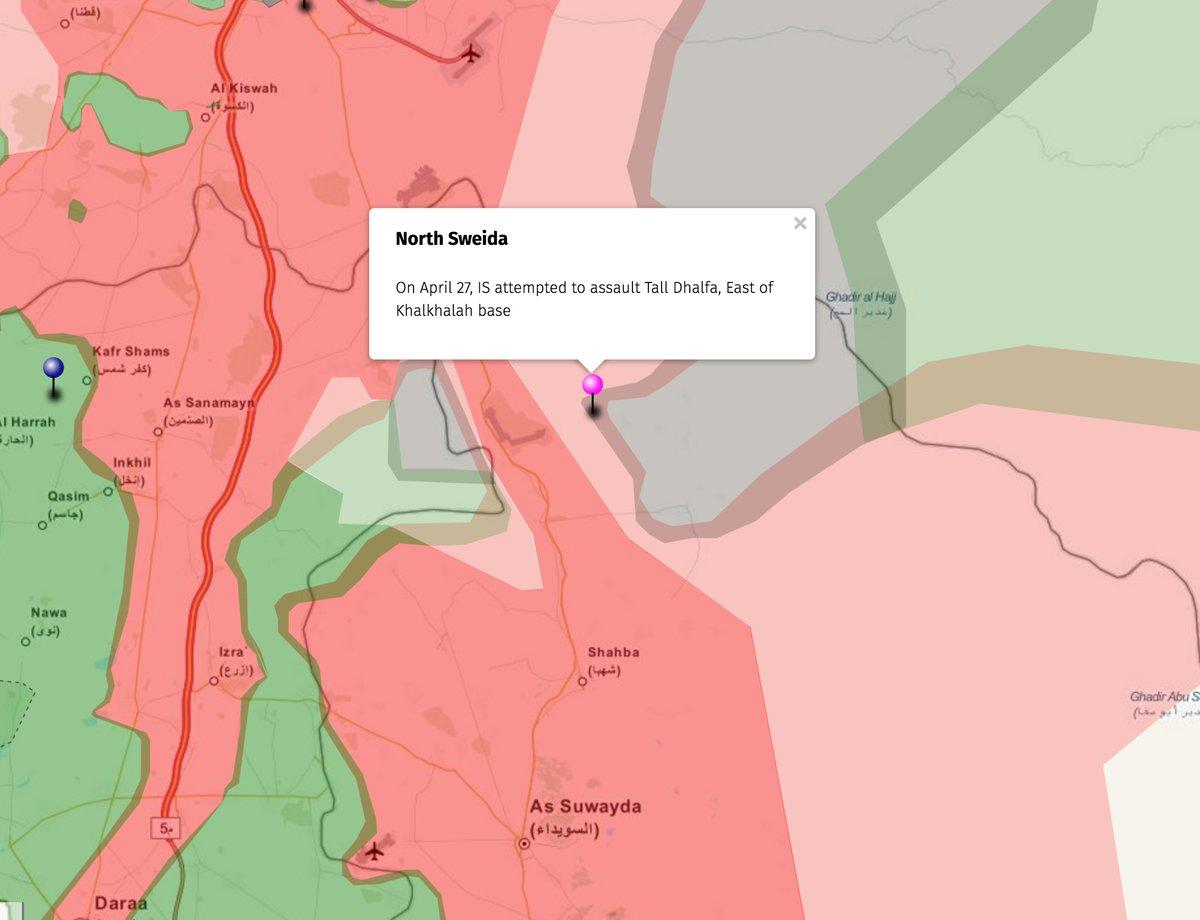 Guerre Civile en Syrie ( LISEZ LE PREMIER POST ! ) - Statut spécial  - - Page 40 ChhvtZrW0AIzWH2