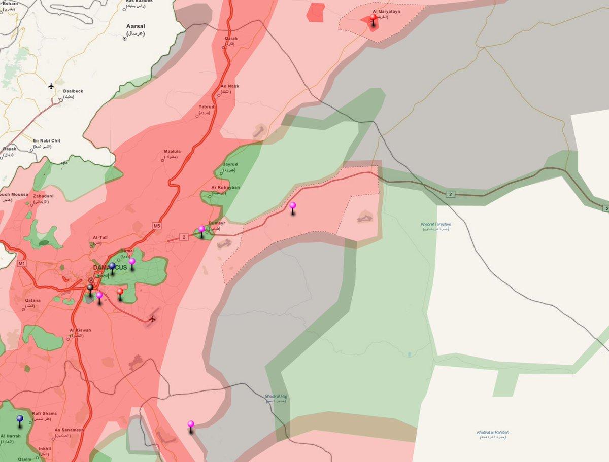 Guerre Civile en Syrie ( LISEZ LE PREMIER POST ! ) - Statut spécial  - - Page 40 ChhvtjmW4AEUbDY