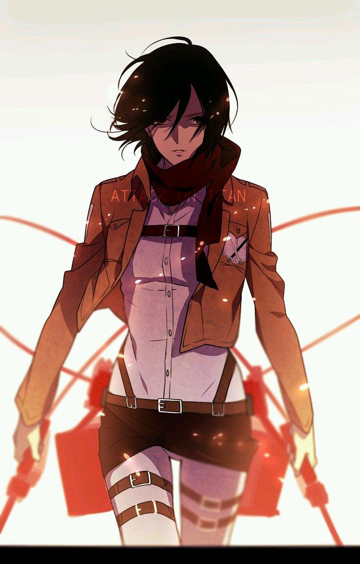 Mikasa ミカサ At Xmihogarcitox Twitter