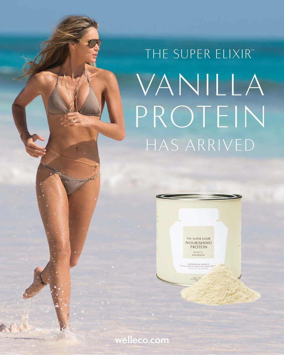 Vanilla Protein Welleco
