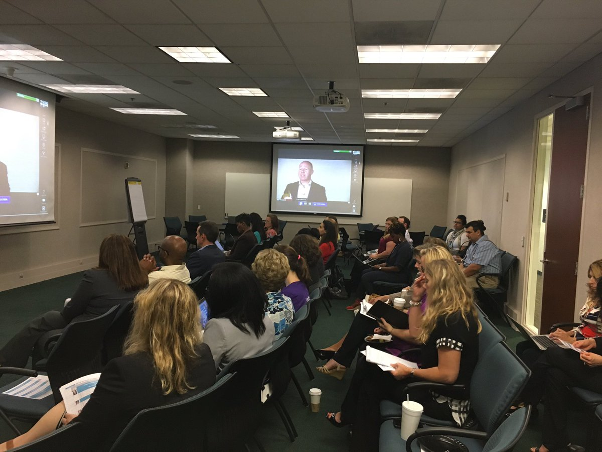 Wonderful to see our #HR team in  @ADP Alpharetta for our virtual Global #HRSummit #hellowork https://t.co/GtYpFoiX4E