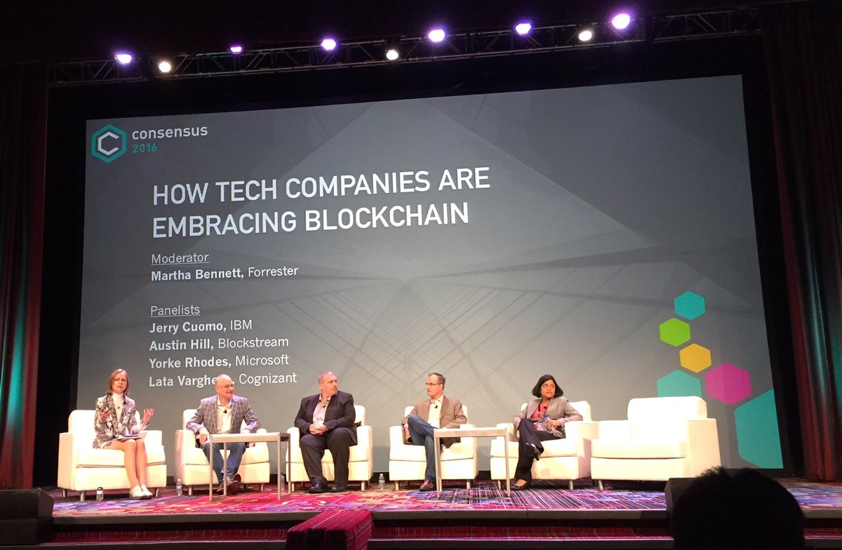 Kicking off Day2 #Consensus2016 with @martha_bennett @latavarghese @JerryCuomo  @austinhill @yorkerhodes https://t.co/VSDCDkYbpl