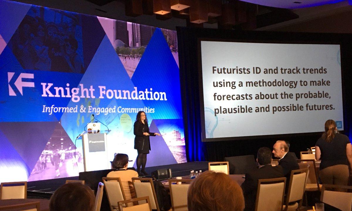 Thumbnail for Knight Foundation Amy Webb