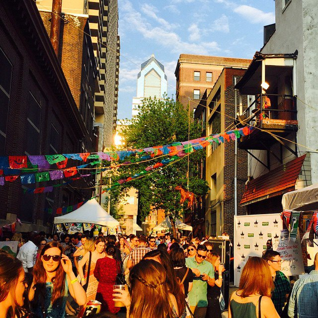 This Thursday: Celebrate Cinco De Mayo At El Rey's All-Day Block Party