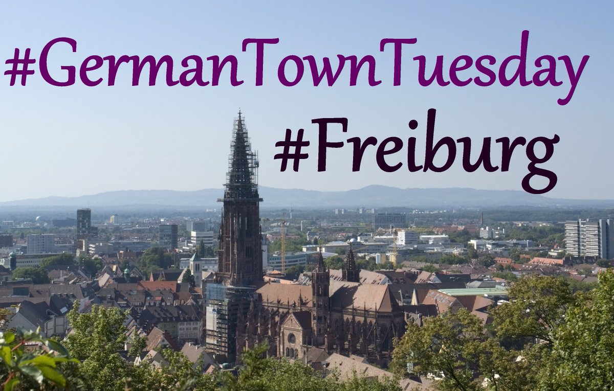 Thumbnail for Freiburg Featured in #GermanTownTuesday