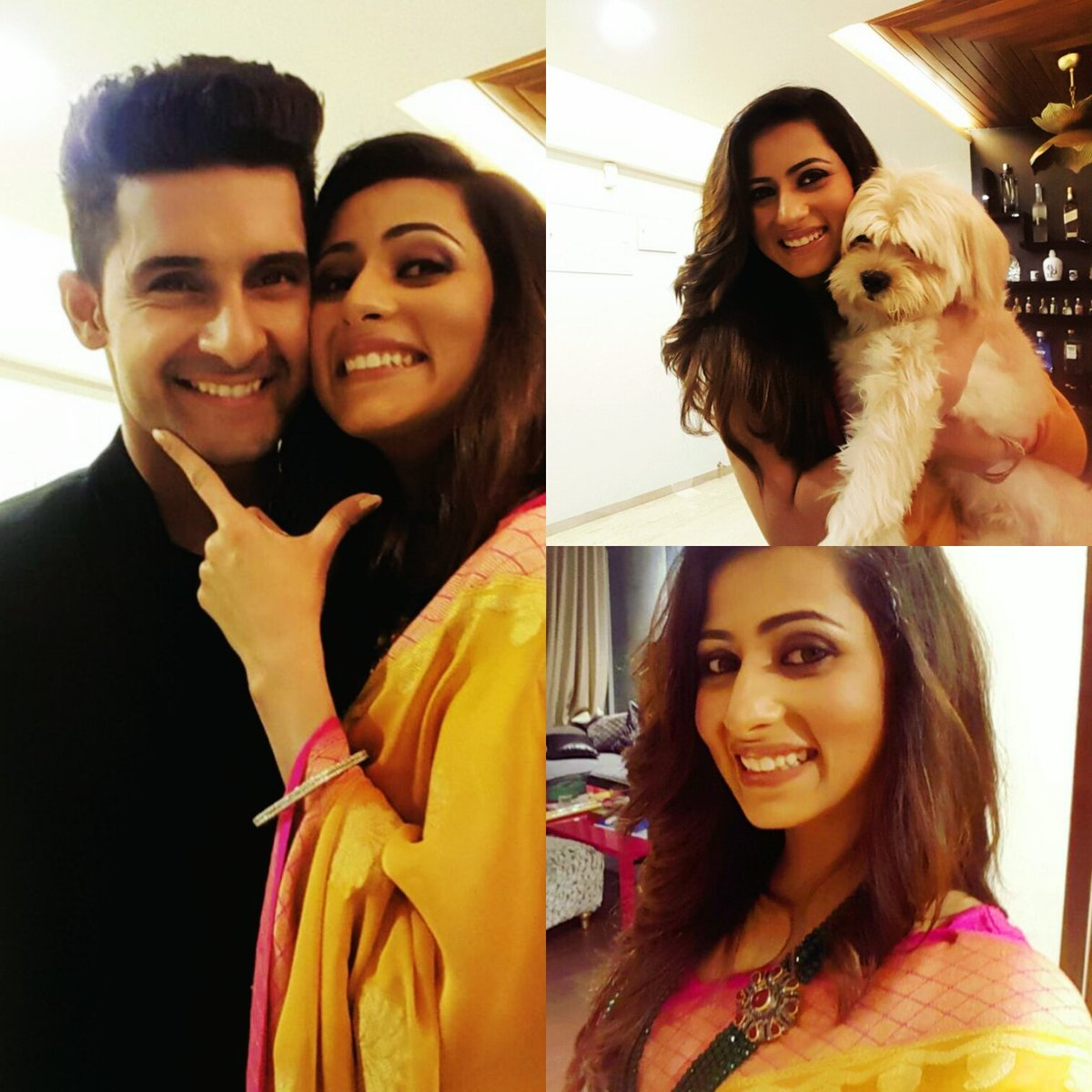 Sargun Mehta And Ravi Dubey Married