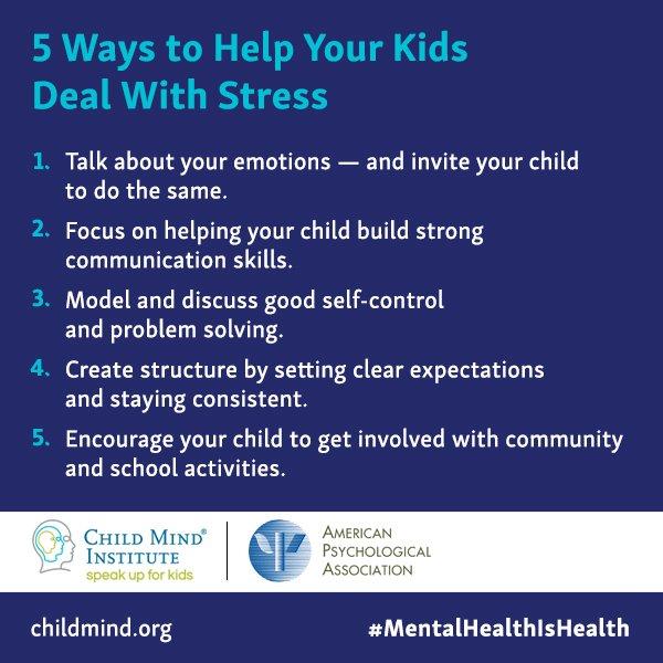 Our partner @APA advances psychological science to promote health, education & human welfare. #MentalHealthIsHealth https://t.co/53uQcMfSKK