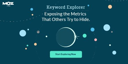 It's here! Announcing Keyword Explorer: Moz's New Keyword Research Tool https://t.co/MTYTNyt9gW #MozKWE https://t.co/fXrjRrWh8M