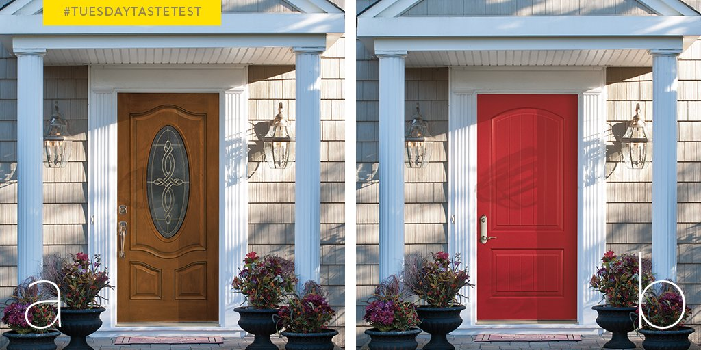 Which do you prefer — A or B? Like for A. Retweet for B. #TuesdayTasteTest https://t.co/vXKXoDuZb2