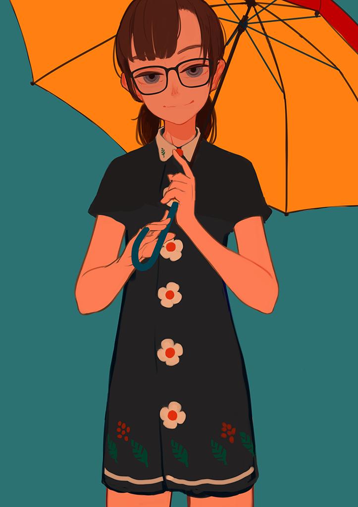 雨の日は人のいない街でお散歩したい https://t.co/UrsvYvCAja