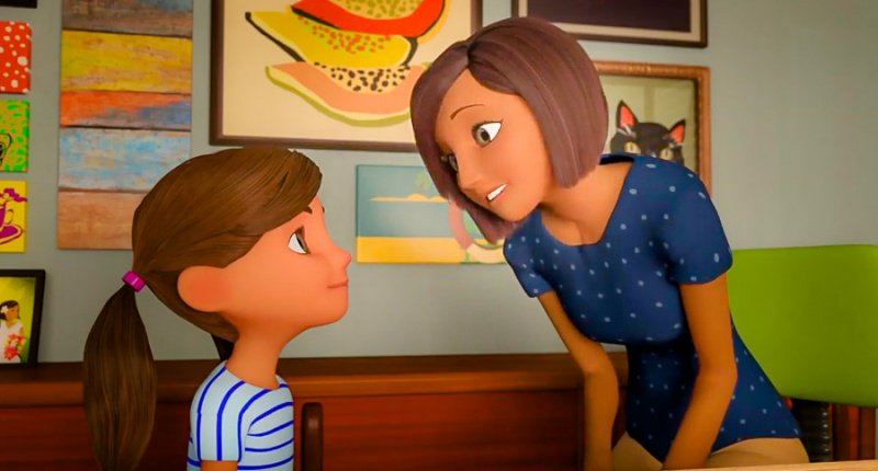 Watch: jehovah's witnesses cartoon brainwashes kids into trying to 'change'  same-sex parents - scoopnest.com