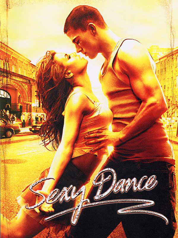 Just remembered that the Step Up films are called 'Sexy Dance' in France. Good evening. https://t.co/Em2WuFHVNC