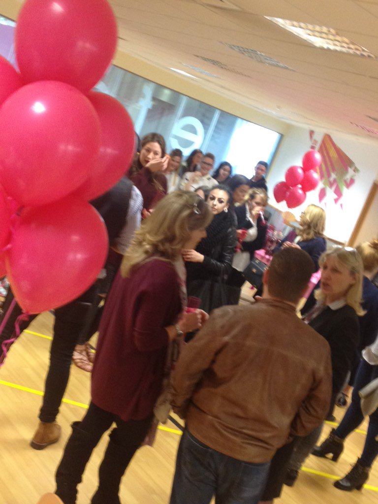 RT @TreshamCollege: Lots of mingling and tutors catching up with ex-students who are now working @LeeStaffordLSE https://t.co/z9hNXYASO6