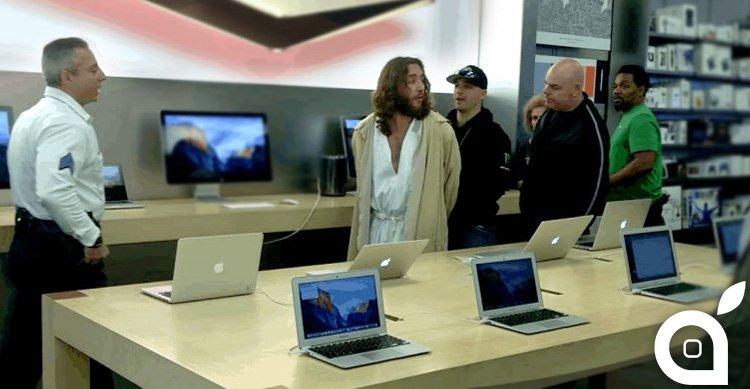 'Gesù' arrestato nell'Apple Store di Philadelphia https://t.co/aucptj3aL4 https://t.co/jcvBBvA3LU