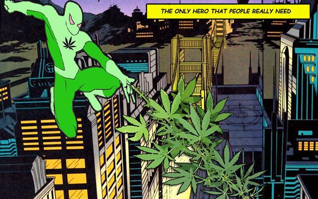 Quiz: What's Your Stoner Superpower?