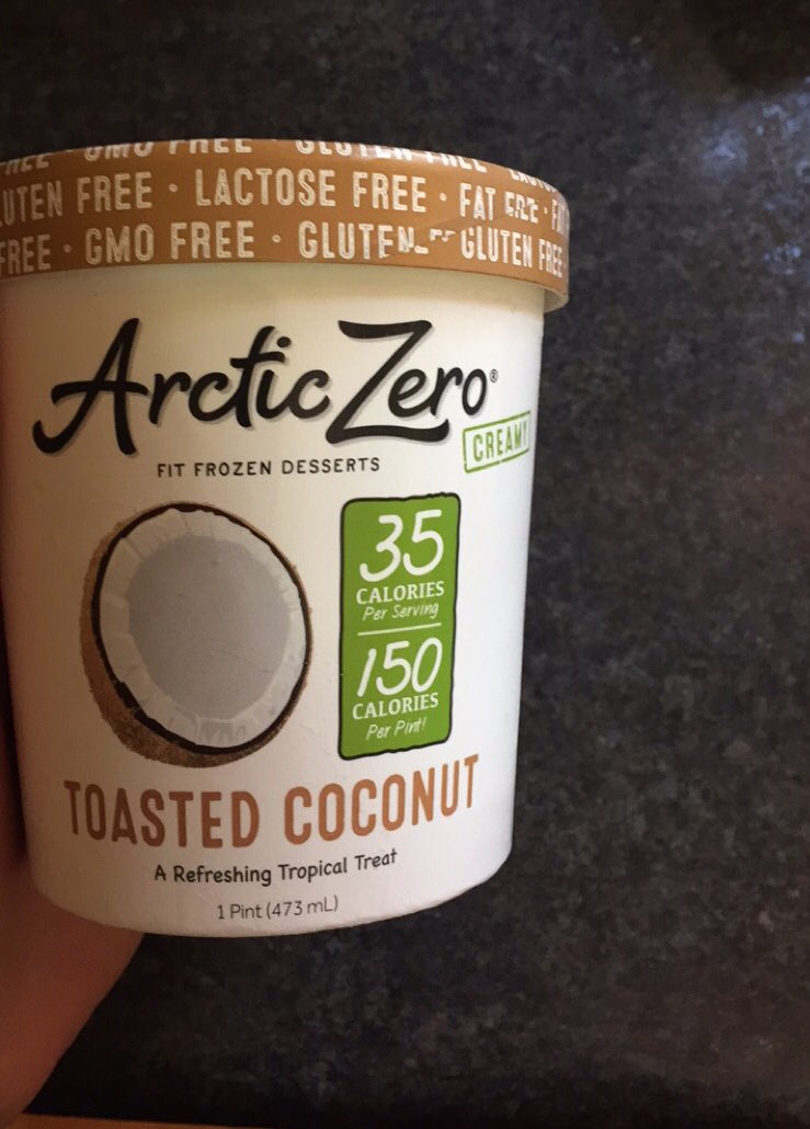 RT @eileen_jessie: I get more & more obsessed with @MyArcticZero every time I try a new one. This is by far my fav.