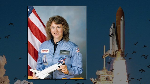 Proposed coin would honor teacher-in-space McAuliffe