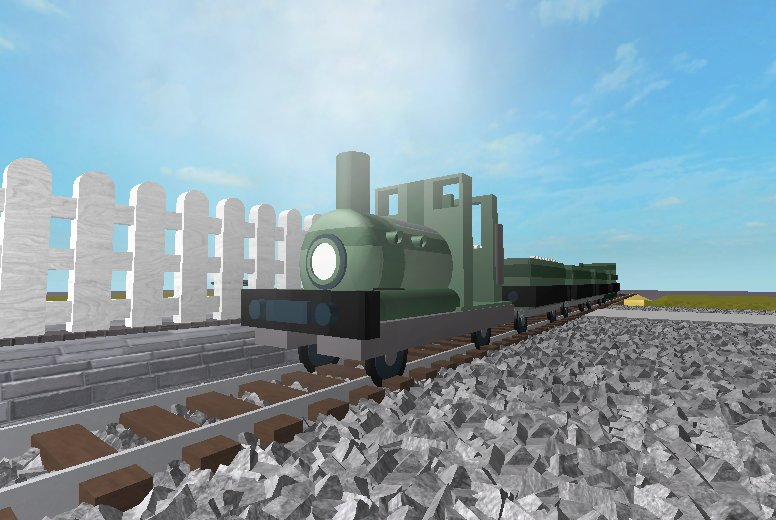 Roblox Railroad Naco88 On Twitter Building A Roblox Miniature Railway Robloxdev