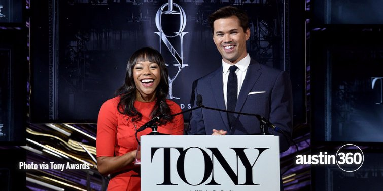 While OscarsSoWhite happened this year, the Tonys proved themselves to be diverse