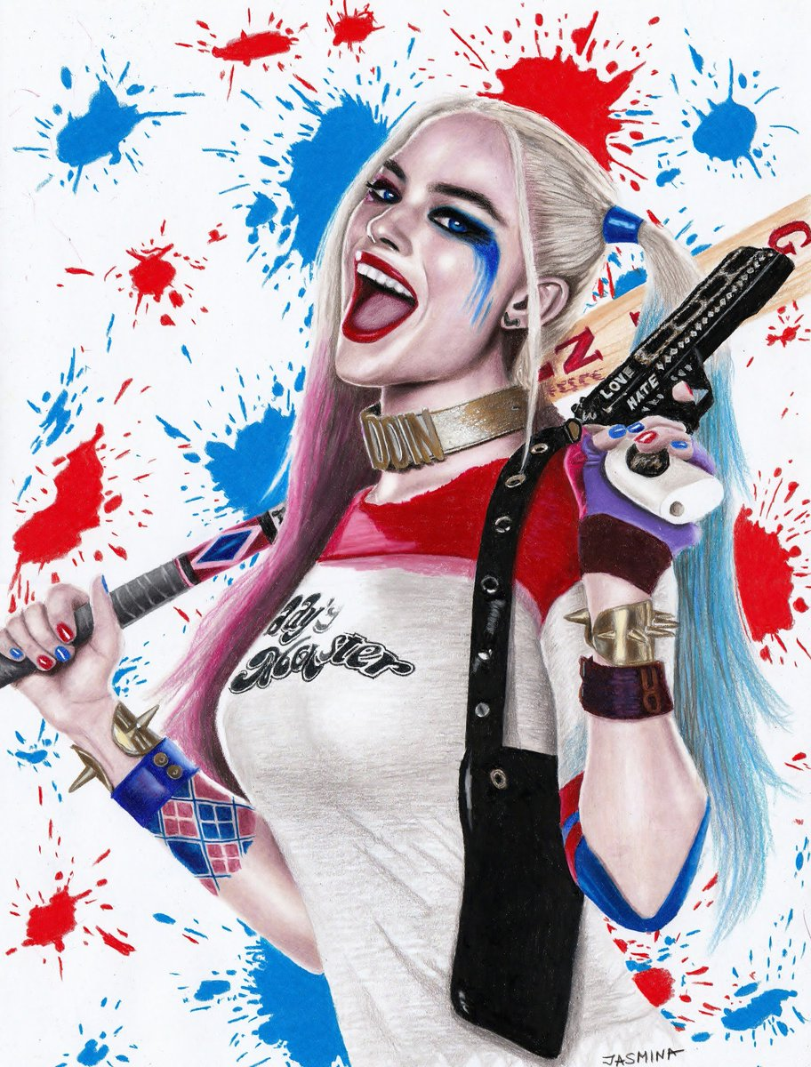 Killer Kitsch On Twitter Quot Suicidesquad Harleyquinn By