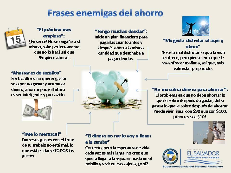 Superintendencia Del Sistema Financiero On Twitter Frases