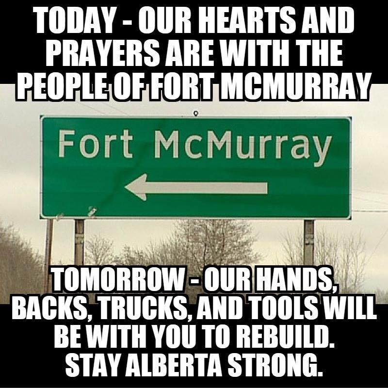 This is what is needed right now. great share - #alberta #ymmfire #albertastrong https://t.co/CiHgpMqv5f