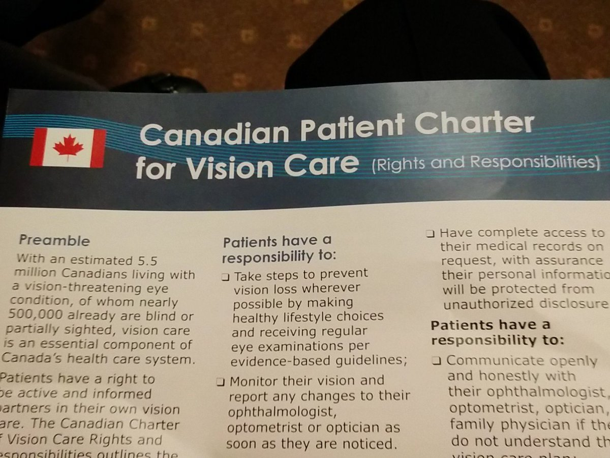 @CAOT_ACE is at the special @cnib reception on parliament hill for the charter for vision care https://t.co/Ny56MDN17c