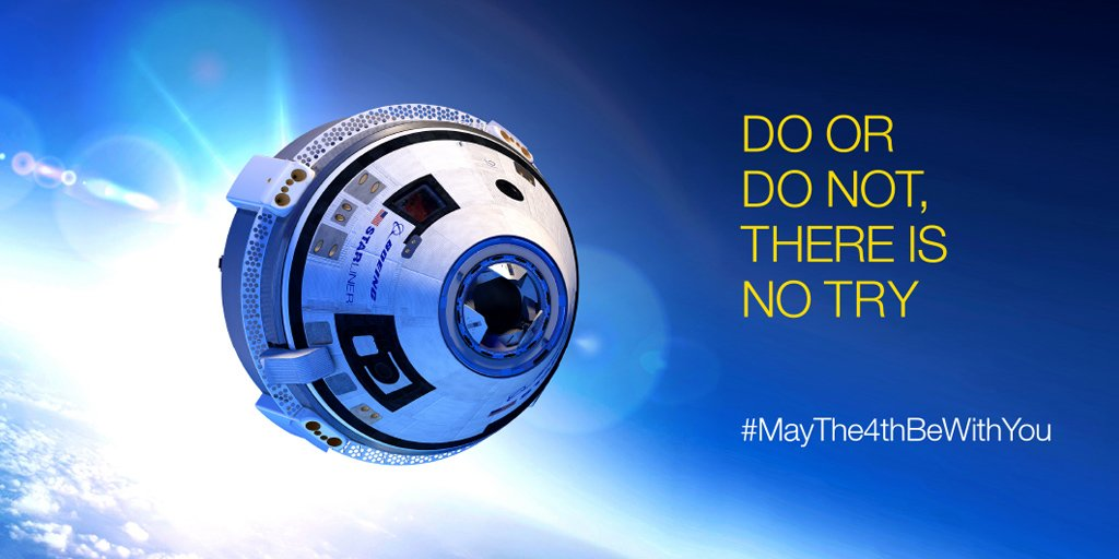 The Force is strong with us. Join our team, you should: https://t.co/Xrv9qDerOP #MayThe4thBeWithYou #StarWarsDay https://t.co/k6A2EFqHYu