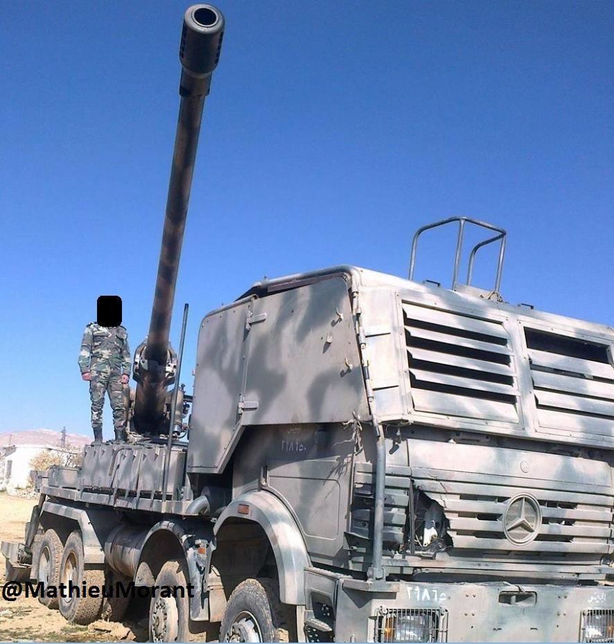 Guerre Civile en Syrie ( LISEZ LE PREMIER POST ! ) - Statut spécial  - - Page 39 ChkJ9AwW0AAosOH