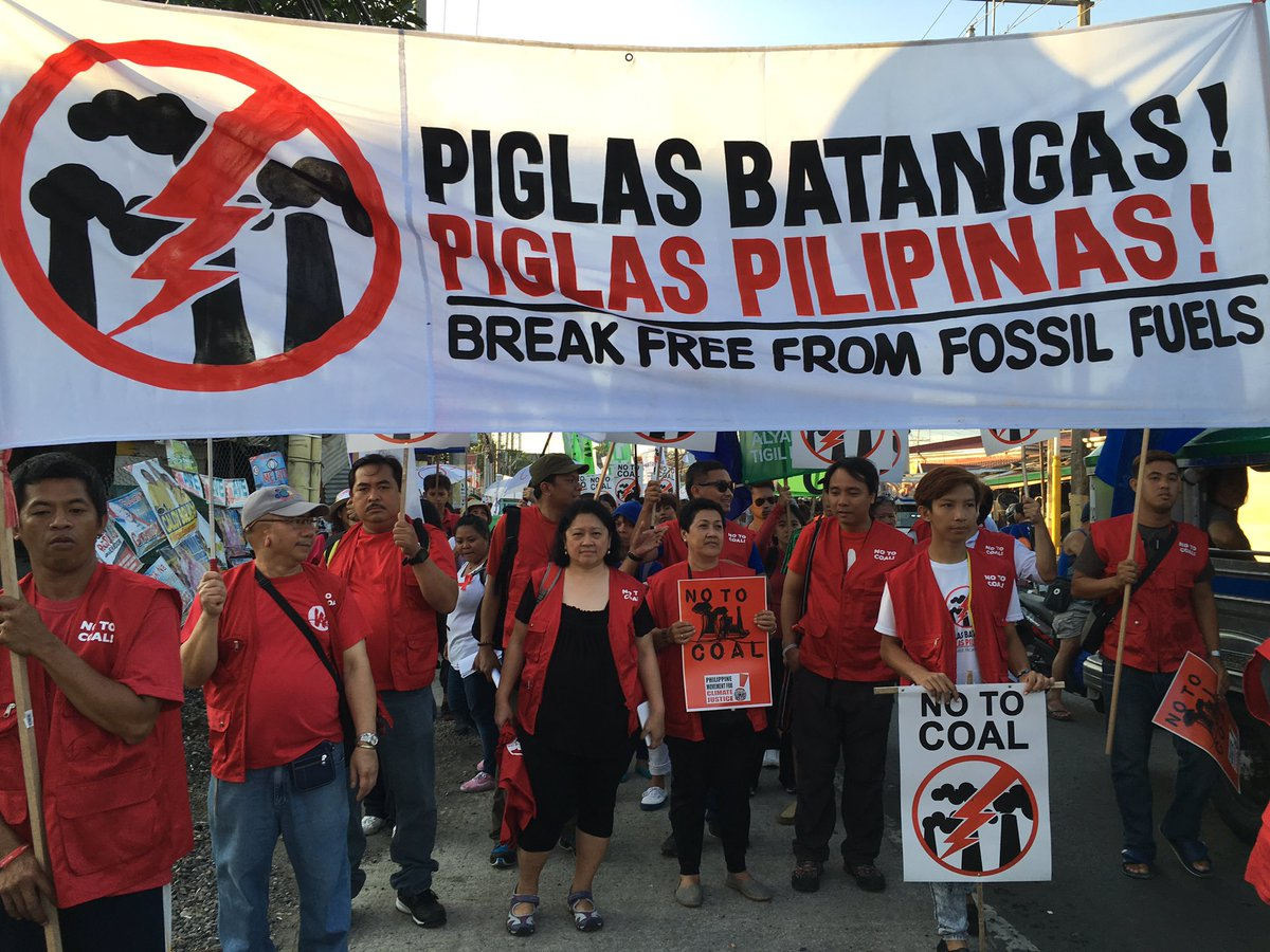We demand that the next administration cancel all proposed coal plants nationwide. #BreakFree2016 #PiglasPilipinas https://t.co/YCvfU4CB7n