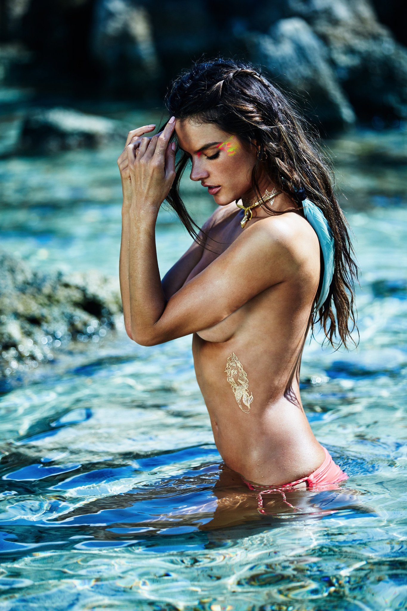 SEA you soon 🙏🐠🐚🐬☀️🌴 https://t.co/uk8e2cGxUc #bodyart @alebyAlessandra https://t.co/pZdTxXuo4t