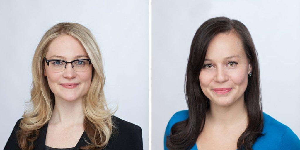 Thumbnail for #TerriersAtWork: Hannah Ubl (COM'10) and Lisa Walden (CAS'09), Bridgeworks