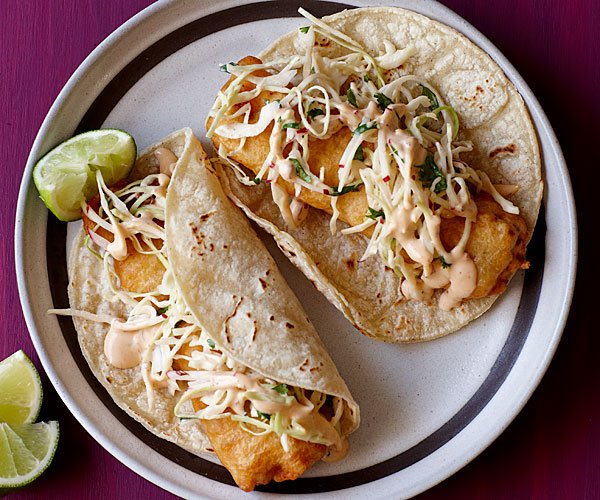 Baja fish tacos will take you straight from #TacoTuesday to #CincodeMayo https://t.co/dESTJDaaxs https://t.co/WiECeZbZlx